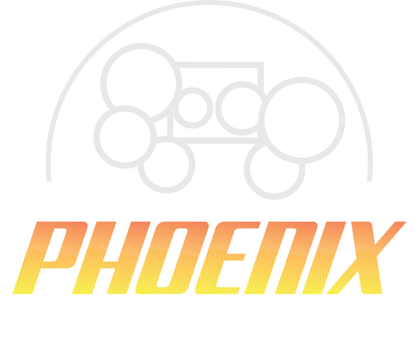Phoenix Drum Enclosure Logo